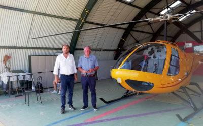Aero-Consult à La Fare (LFNR)
