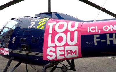 Toulouse Hélico Formations et Toulouse FM
